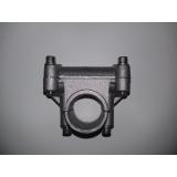 Кронштейн крепления ручки газа для мотокос 28 мм (комплект)
